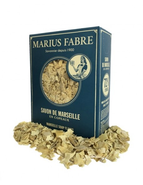 Marseille soap flakes with olive oil