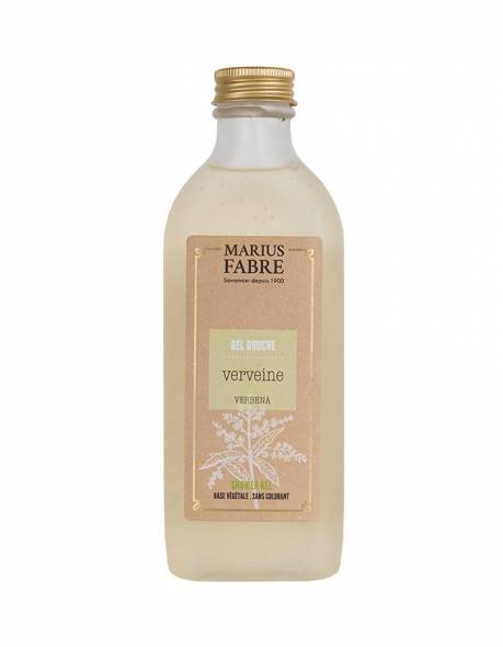 Verbena-scented shower gel 230ml