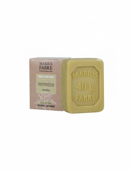 Mini Olive oil bar of soap Verbena fragrance