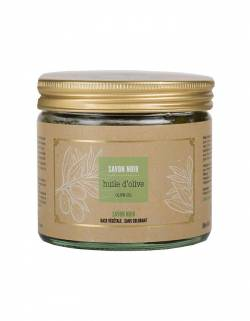 Olive oil black soap for the body 250g