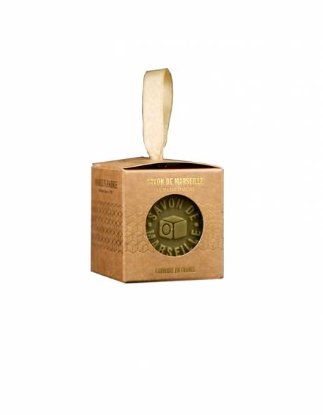 Olive oil Marseille soap 100g - Christmas Limited Edition