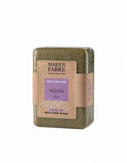 Olive oil bar of soap Violet fragrance