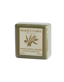 Olive and laurel soap