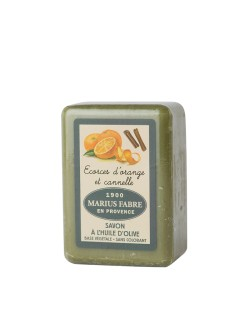 Olive oil toilet soap, verbena fragrance
