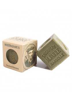 "Collector olive oil Marseille soap ""Nostradamus"" 200g"