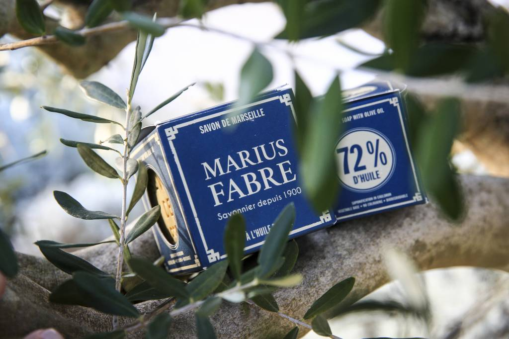 Marseille soap to get rid of moths