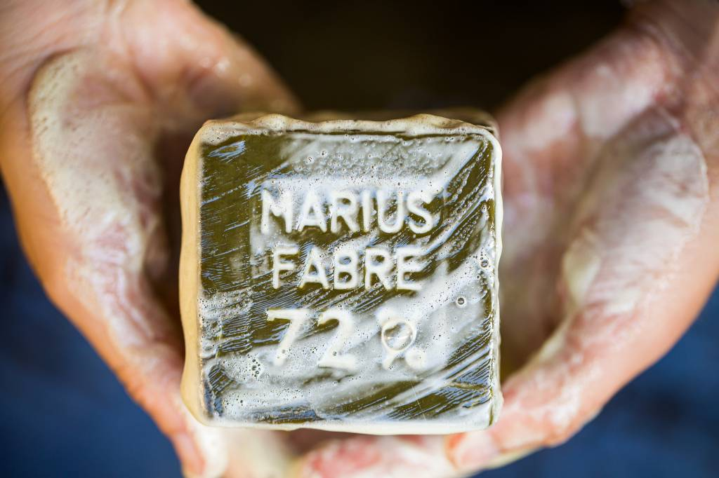 At Marius Fabre, every single soap is now made without palm oil !
