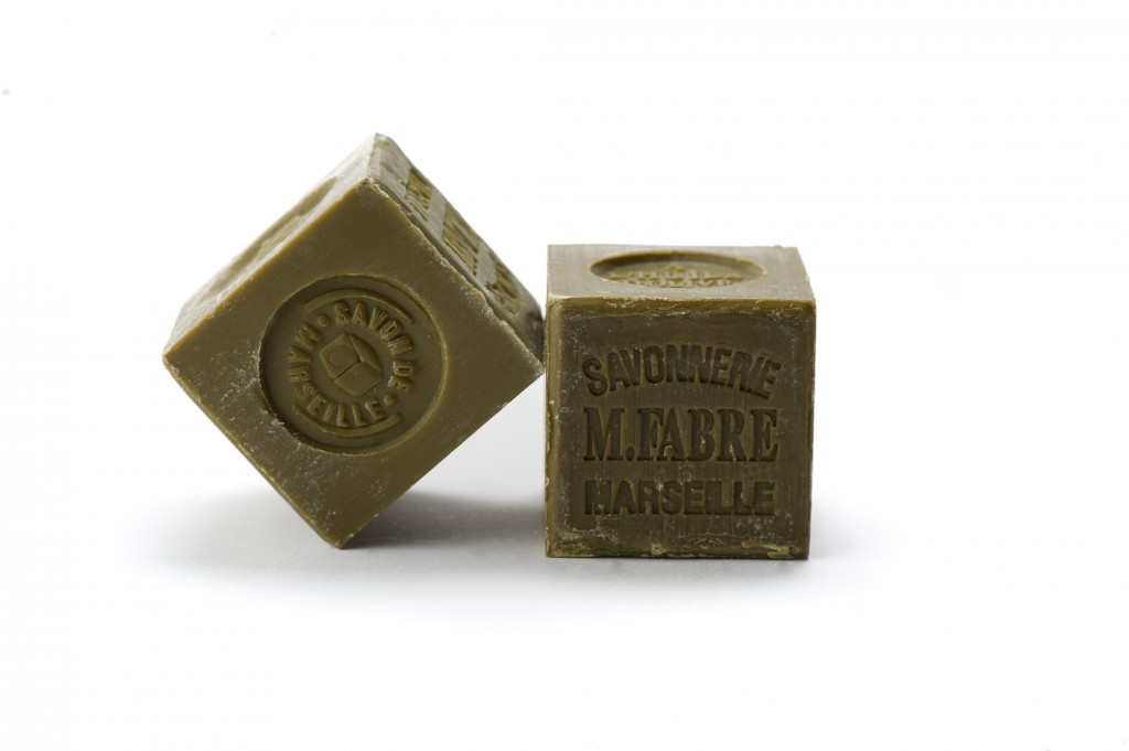 Marseille soap for minor cuts and grazes